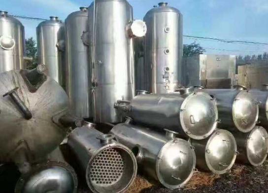江川二手蒸发器